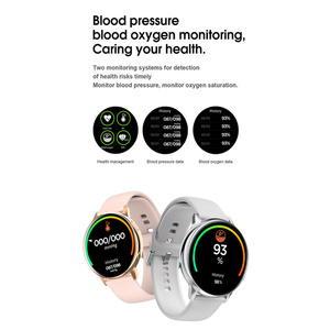Image 3 - Smartwatch IP68 impermeabile + cinturino/Set Smart Watch ECG pressione sanguigna ossigeno ricarica Wireless per iPhone Samsung Huawei Watch