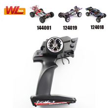 Wltoys 1/14  RC car remote control transmitter replacement 144001 124019 124018 104001 12428