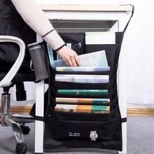 M&G Desk Portfolio Bag Stationery and Book Storage Bag Large Capacity Make Full Use of Desk Space Make Desktop Neat and Easy
