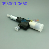 ERIKC 0660 diesel fuel injector 095000 0660 diesel common rail injection 0950000660 for denso Isuzu N Series