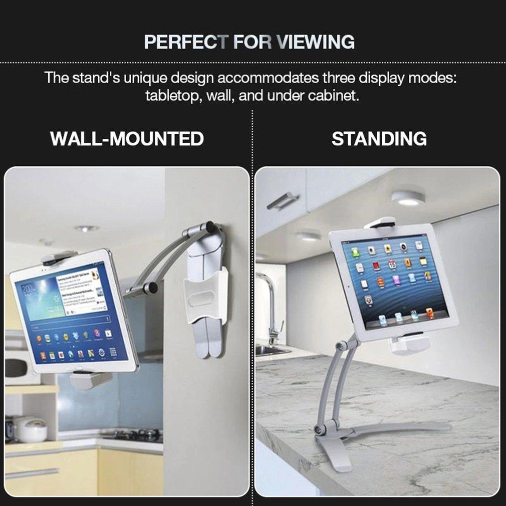 Desktop & Wall Pull-Up Lazy Bracket New Desktop Double-section Stretch Bracket Selfie Live Bracket Mobile Phone Bracket