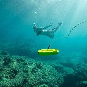 Image 3 - العلامة التجارية الجديدة مطاردة الابتكار غلاديوس طائرة صغيرة تحت الماء بدون طيار مع 4K كاميرا 100 متر/50 متر عمق دون ظهره
