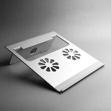 Улучшенный алюминиевый сплав Подставка для ноутбука Регулируемый радиатор кронштейн для 9-17 дюймов ноутбук планшет офисные принадлежности GY88