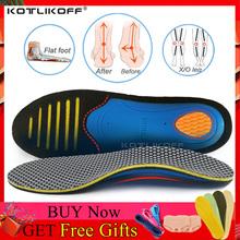 KOTLIKOFF buty ortopedyczne podeszwy wkładki płaskostopie sklepienie łukowe Unisex EVA ortopedyczne z podparciem łuku sklepienie łukowe buty sportowe wkładka wkładka poduszka tanie tanio 1 cm-3 cm Średnie (b m) Orthopedic Shoes Sole GEOMETRIC Szybkoschnący Anti-śliskie Wytrzymałe Pot-chłonnym Szok-chłonnym