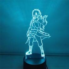 Anime figuras moogle lampara final fantasia mudança de cor 3d diy luzes da noite ação figurais modelo lâmpada mesa figma moogle brinquedos
