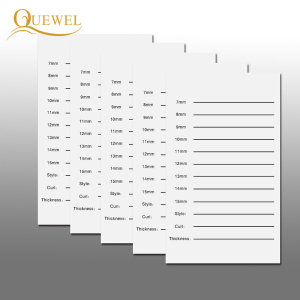 Image 1 - Eyelash Acrylic Lash Pallet Individual Eyelash Tile Palette Adhesive Glue Ceramic 5 Pieces Holder New Eyelash Extensions Tools