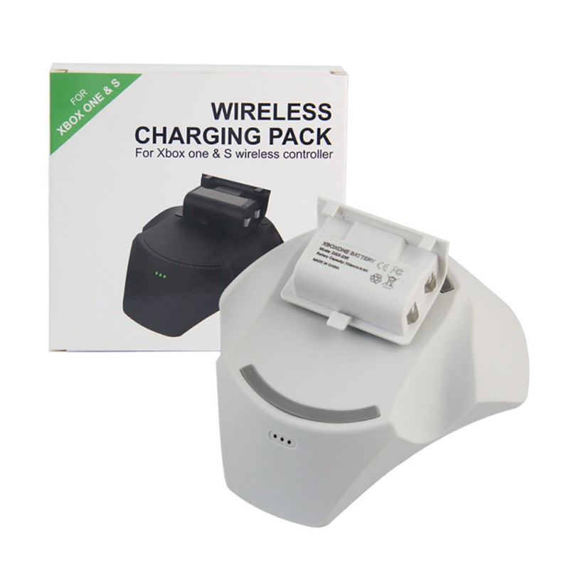 Wireless Game Handle Wireless Charging Set Battery Fixed Charger 700 Miliamps with Charging Indicator