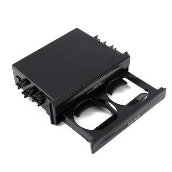Универсальный автомобильный радиоприемник, двойной/одинарный Карманный Комплект, держатель для напитков, ящик для хранения, автомобильный багажник, органайзер, аксессуары, крепления