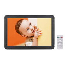 8 inch LED Digital Photo Frame Desktop Electronic Album 1280x800 HD 16:9 Display Supports Music/Video/Photo Player/Alarm Clock/C(China)