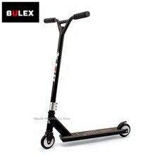 Bluex Pro Stunt Scooter Grenze Roller Stadt Tretroller, Schwarz Farbe Jugendliche Extreme Roller