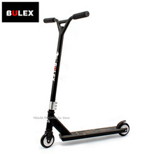 Bluex skuter dla zawodowych kaskaderów ograniczenie hulajnoga miasta, czarny kolor nastolatki ekstremalne skuter