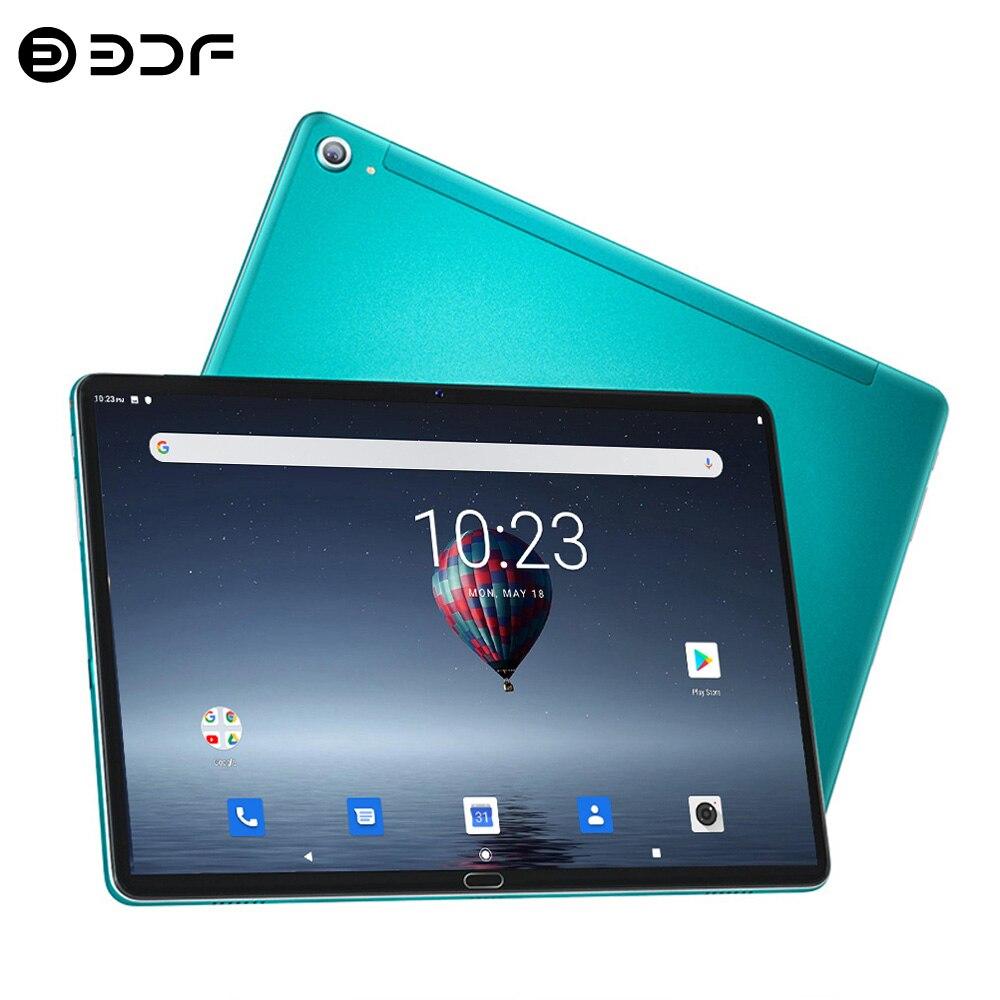 New 10.8 Inch Tablet PC BDF X30 Deca Core 2560*1600 HD IPS 4G LTE Phone Call 4GB RAM 64GB ROM Tablets Dual SIM Card 13MP Camera