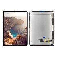 IPad Pro için 11 2018 A1980 A1934 A1979 lcd ekran dokunmatik ekran digitizer cam meclisi