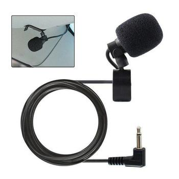 Zupełnie nowy zewnętrzny mikrofon Bluetooth o długości 2 5mm 2M do odbiornika radiowego Pioneer stereo tanie i dobre opinie DOITOP Zestaw słuchawkowy z mikrofonem Dynamiczny Mikrofon Mikrofon komputerowy Wielu Mikrofon Zestawy Dookólna Przewodowy