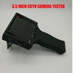 Probador de vídeo CCTV NOVOXY, Monitor LCD TFT de 3,5 4 en 1 HD AHD TVI CVI CVBS, probador de cámara de seguridad de 12V de salida