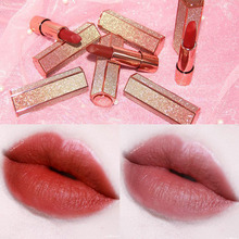ZHENDUO 6 colors Velvet Matte lipstick Long lasting natural Sexy red lip stick  Cosmetics Beauty makeup