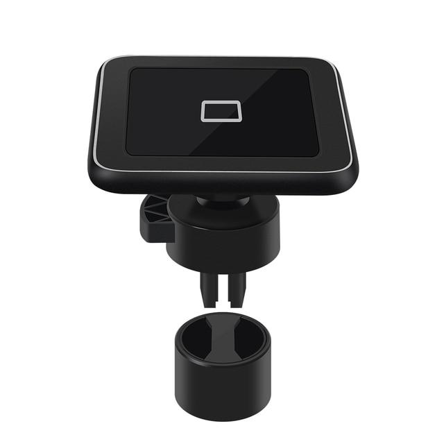 Chargeur de voiture sans fil induction usb mount pour iphone 11 samsung s8 s9 voiture charge support pour téléphone support qi 10W charge rapide SIKAI