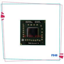 AMD Phenom II Quad-Core Mobile P940 1.7 GHz Quad-Core Quad-Fil PROCESSEUR D'UNITÉ CENTRALE HMP940SGR42GM PRISE S1
