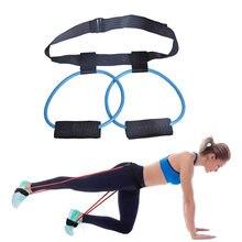 Тренировочная лента резиновый комплект для фитнеса сопротивления
