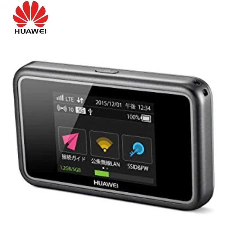 Huawei SIM Compact WiFi Router LTE Cat6 Corresponding E5383s-327