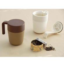 Кофейная кружка с фильтром кофейная чашка ручкой изоляционная