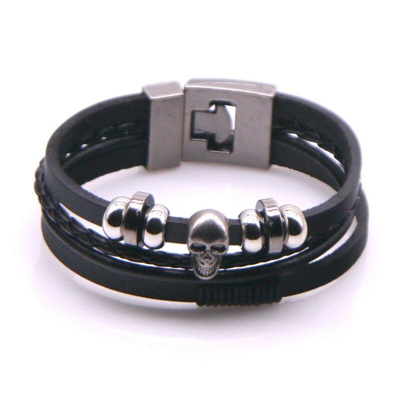 Bracelet crâne thor 4