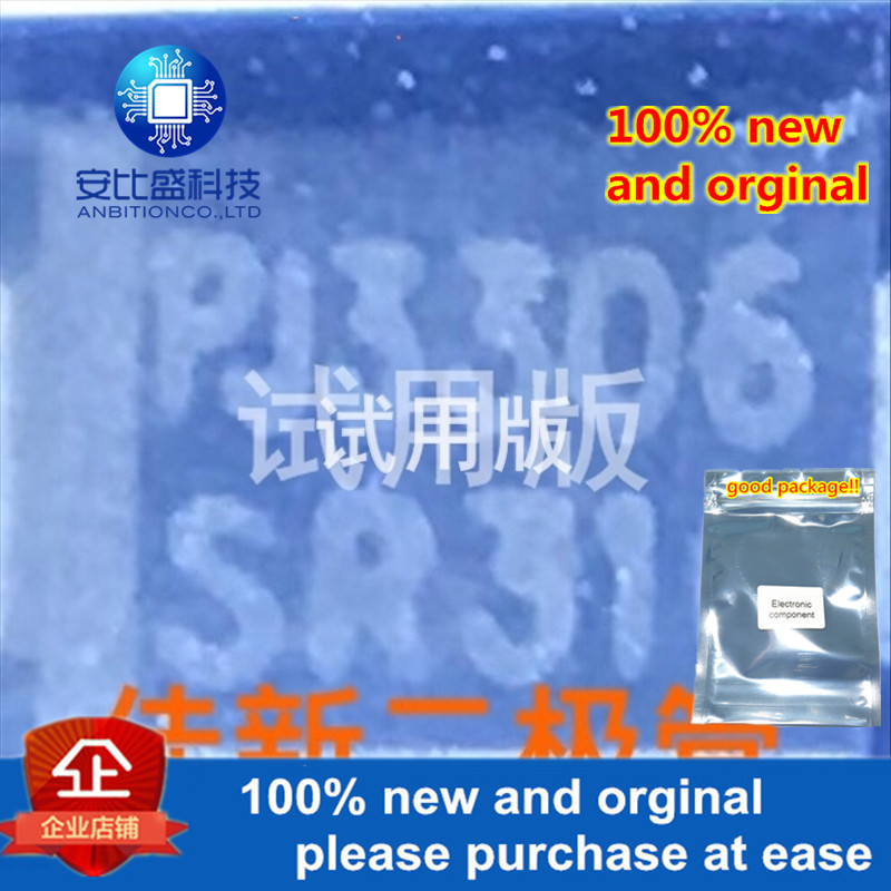 20pcs 100% New And Orginal SR310 3A100V DO214AA In Stock