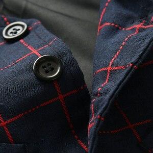 Image 5 - Kids Boys Formal Suits Blazers Sets 4Pcs Clear Gentleman Kids Baby Boys Suit Tops Shirt Waistcoat Tie Pant 4PCS Set Clothes