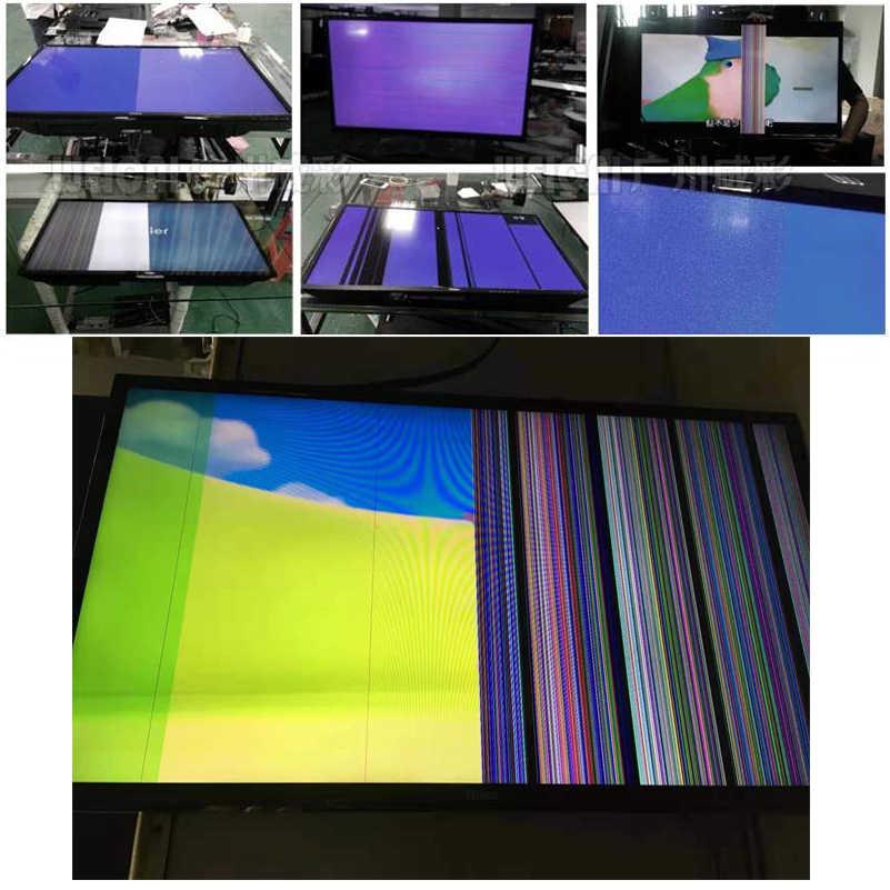 TKDMR LCD شاشة التلفزيون الصحافة شاشة إصلاح معدات تبويب COF الترابط آلة إصلاح الشاشة أداة نبض الساخن الصحافة جديد