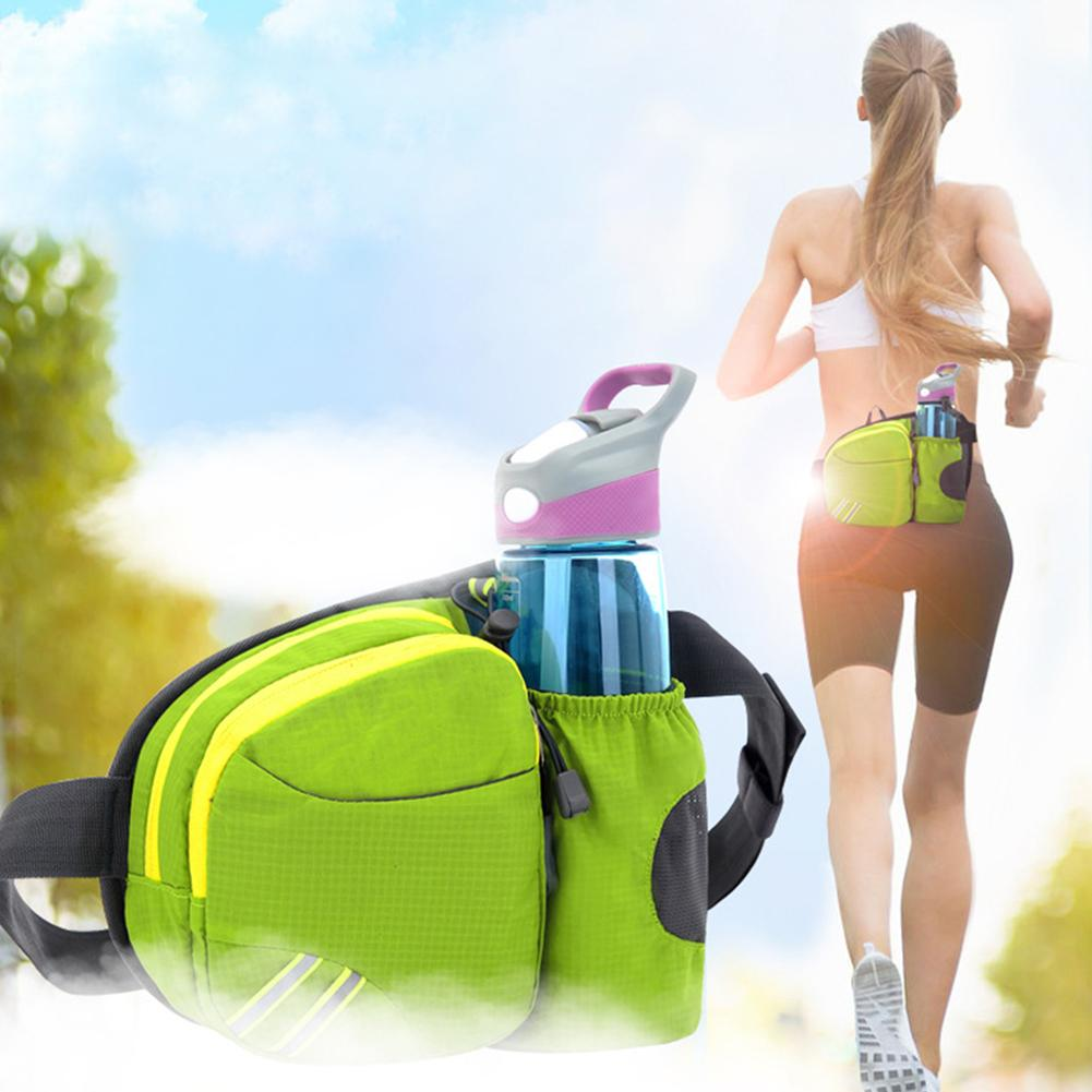 Outdoor Cycling Running Climbing Water Bottle Fanny Pack Storage Bag Waist Pouch Running Bag Waist Pouch Running Bag Waist Pouch