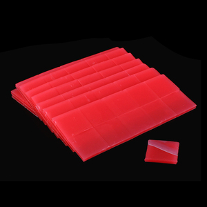 Image 2 - DIY Glue Clay Tool Diamond Painting Accessories 2*2cm Nouveaute Point Sticking Round Square Drill Pen Storage Box Label Paper