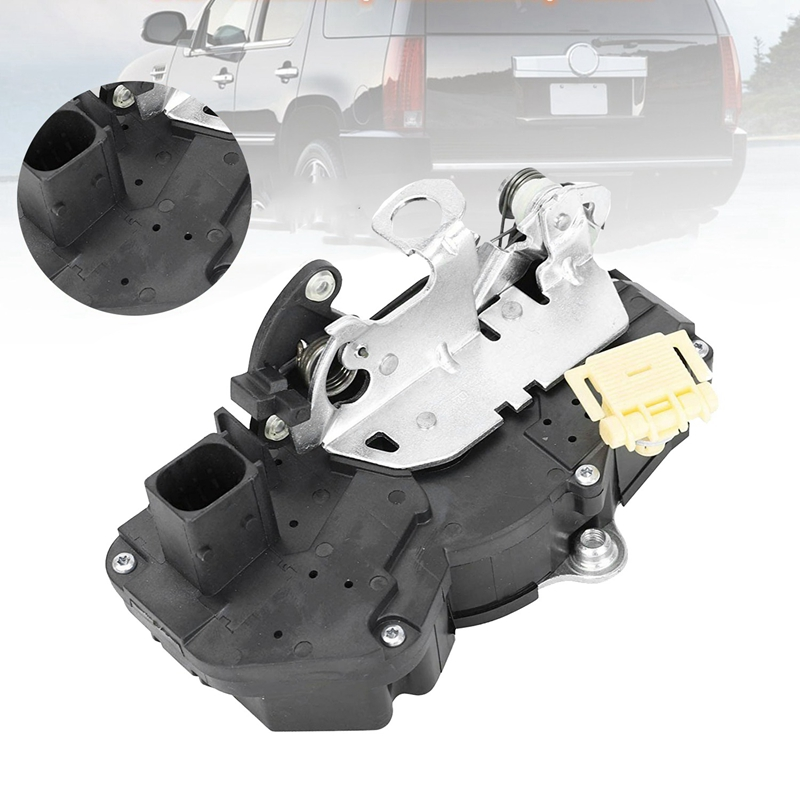 Power Door Lock Actuator Rear Right RR 15785127 Cadil lac for Chevrolet GMC|Door Lock Protective Cover| |  - title=
