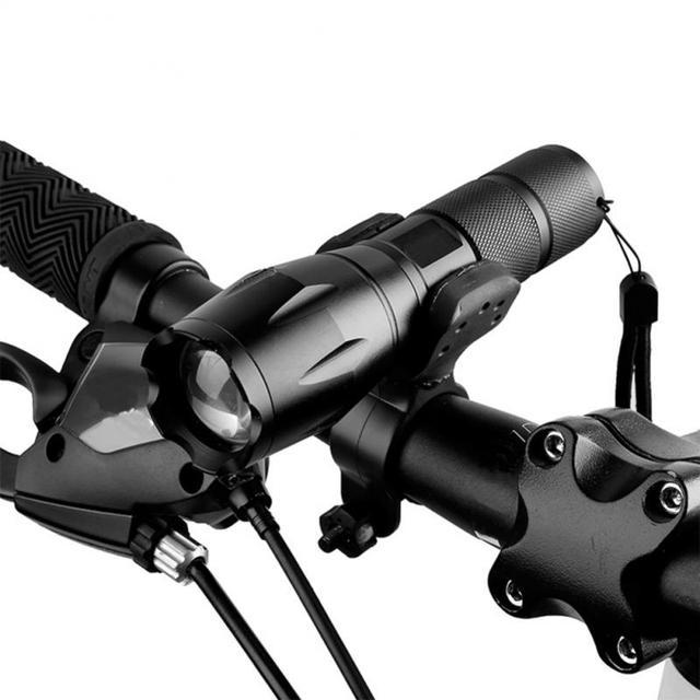 360 graus de rotação suporte ciclismo lanterna suporte da bicicleta mtb suporte da lâmpada led torch novo 2020 acessórios da bicicleta 2