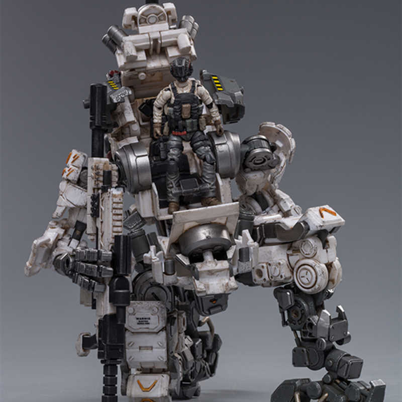 5 סגנונות JOYTOY 1/25 אלוהים של מלחמת 86 Mecha רובוט פעולה איור דגם צעצועי מתנה לילדים (2 יח'\סט)
