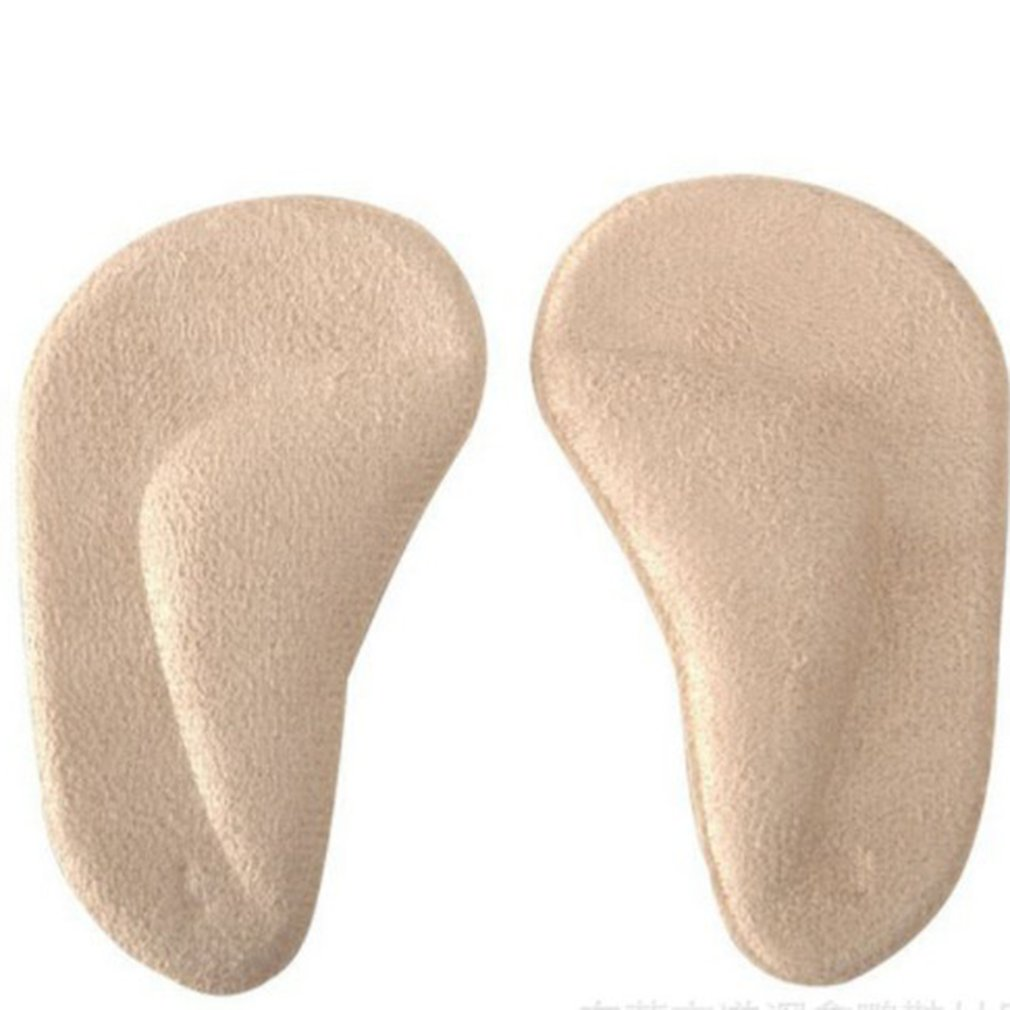 Arch Support Flatfoot Insole Gel Foot Care Cushion Orthotics Inserts Pads for Adult Shoe Sole plantillas