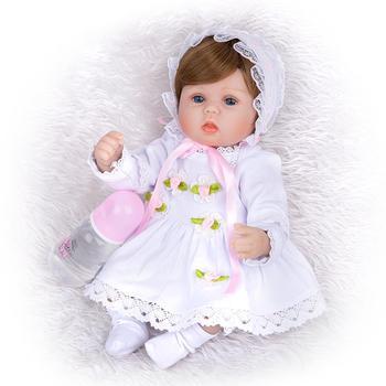 Кукла-младенец KEIUMI 17D03-C364 4