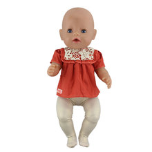 Doll Jump Suits Fit For 43cm Baby   Doll Doll Reborn Baby Clothes,  Doll accessories.