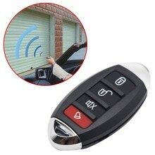 Мода 280-868 МГц беспроводной контроллер Универсальный светодиодный домашний гараж электрические ворота открывалка для двери