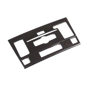 Image 3 - JEAZEA Стайлинг автомобиля центральная консоль CD модуль рамка декоративная наклейка отделка для Mercedes Benz GLK 2010 2012 автомобильные аксессуары
