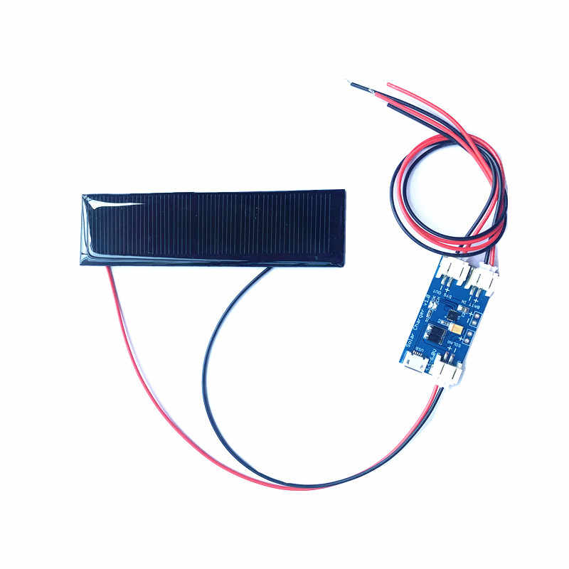 Mini Mono Solar Panel 5V 70MA for DIY Toy/Solar Lawn Light Sensor Lights with Mini solar lipo charger