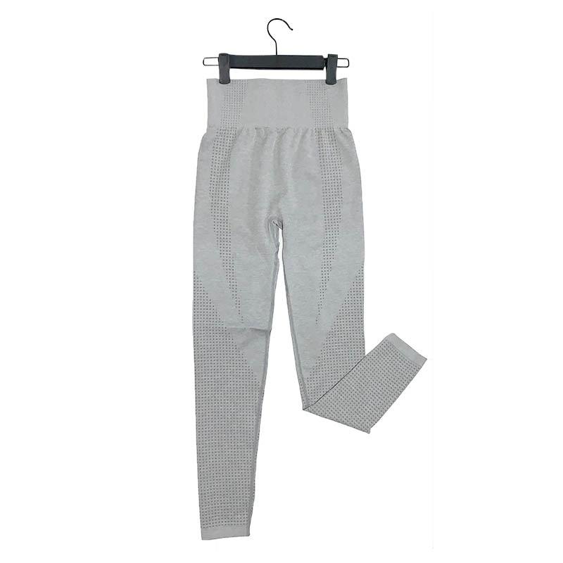 Kaminsky 14 Colors High Waist Seamless Leggings For Women Solid Push Up Leggins Athletic Sweat Pants Sportswear Fitness Leggings 23
