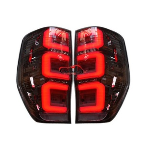 Image 2 - Đèn Led Storb Nhan Phía Sau Đèn Led Đuôi Đèn Phù Hợp Với Cho Ford Ranger Led Đèn Đuôi Dài 2012 2019 bán Xe Ô Tô
