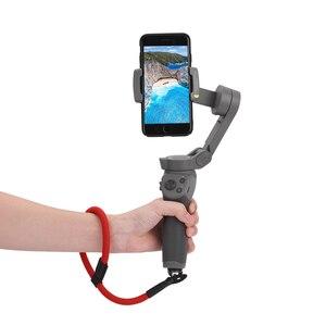 Image 2 - Nylon Veiligheid Hand Strap Lanyard Met 1/4 Schroef Voor Dji Om 4 Osmo Mobiele 2 3 Handheld Gimbal Stabilizer Accessoires