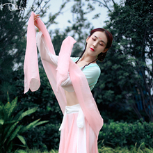 Женский тренировочный костюм для танца живота, костюм для танца живота, Классический танцевальный костюм, платье феи, длинная юбка, комплект из 2 предметов, 176