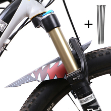New High Quality Bicycle Mudguard Wings For MTB Road Bike Front Rear Fender Accessories