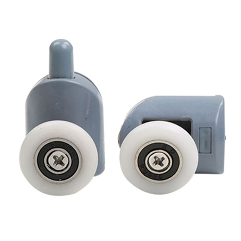 4pcs-8pcs/set Shower Rooms Cabins Pulley / Shower Room Roller /Runners/Wheels/Pulleys Diameter 20mm/22mm/23mm/25mm/27mm-2