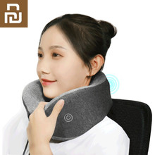 Youpin LF Neck Pillow Massage Instrument Electrical Shoulder Back Body Massagers Infrared Sleep For Home/Office And Travel
