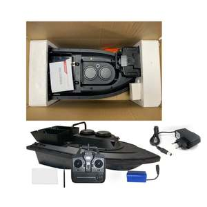 Toys Bait-Boat Speedboat Fish-Finder D11 Remote-Control Dual-Motor RC Smart Model-Toy