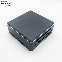Chatreey AN1 mini pc amd ryzen 3  ryzen 5 Dual ddr4 desktop gaming computer dp hdmi thin client nvme ssd HTPC