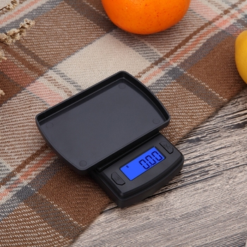 LCD Precision Scale Gram Electronic Jewelry Scales Weight Balance Kitchen Scale For Tea Baking Digital Weighing Electronic Scale